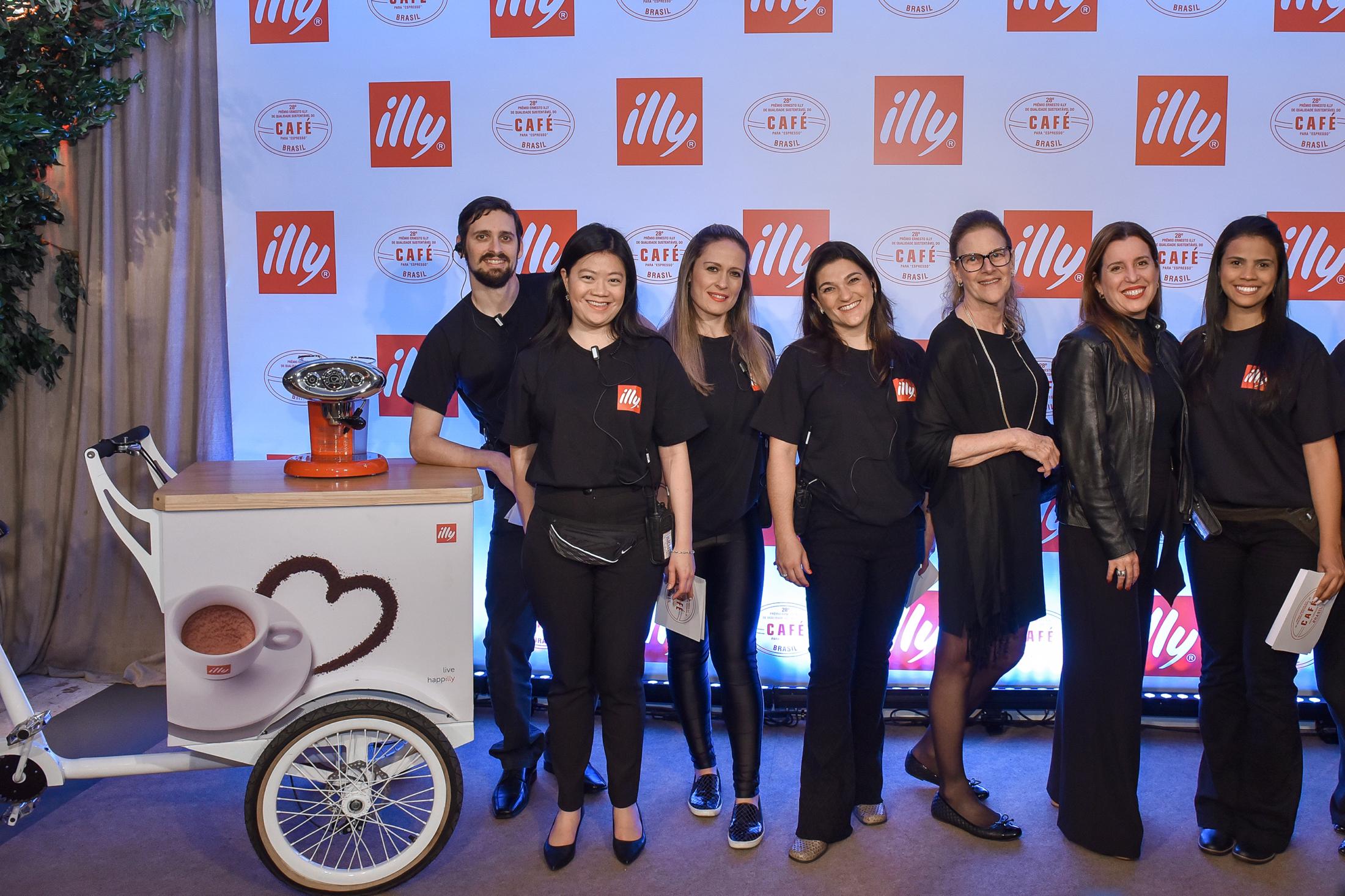 Equipe da ADS Comunicação Corporativa, que organiza o Prêmio desde a 1ª edição