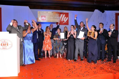 20º Prêmio Ernesto Illy, em 2011