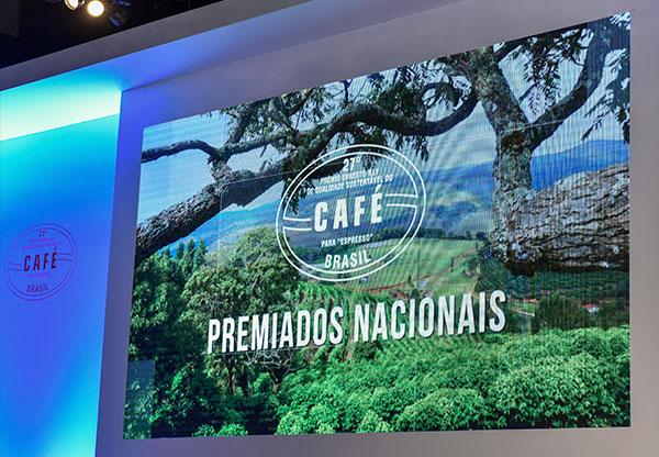 Cafeicultores Premiados